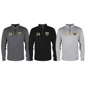 Solent Thrashers - Embroidered B-Core 1/4 Zip