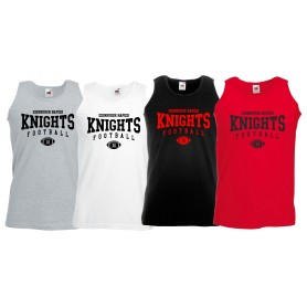 Edinburgh Napier Knights - Custom Ball Logo Vest