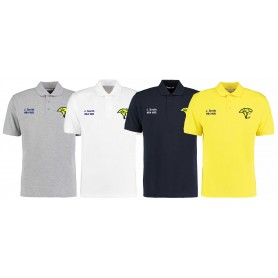 QMBL Vipers - Embroidered custom text Polo Shirt