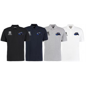 Heriot Watt Wolverines - Embroidered Polo Shirt