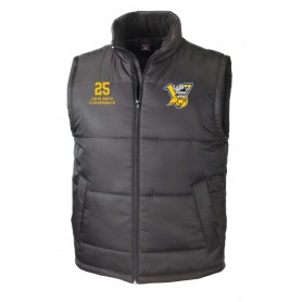 Limerick Vikings - Customised Embroidered Bodywarmer