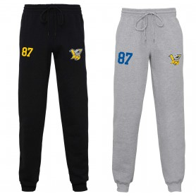 Limerick Vikings - Customised Embroidered Cuffed Bottom Joggers