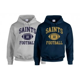 Oxford Saints - Custom Ball Logo Hoodie 1