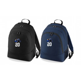 Heriot Watt Wolverines - Claw Logo Universal Backpack