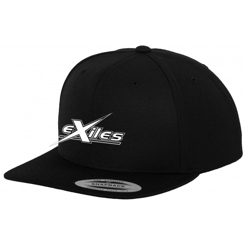 Kent Exiles - Embroidered Snapback 1
