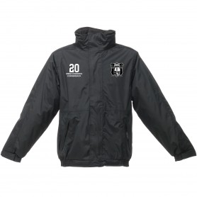 Langenthal Invaders - Embroidered Heavyweight Dover Rain Jacket