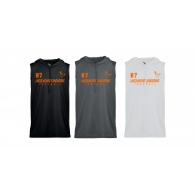 Lincolnshire Longhorns - B Core Sleeveless Hoodie