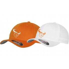 Lincolnshire Longhorns - Embroidered Flex Fit Cap