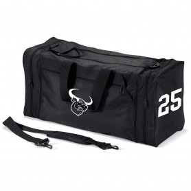 Lincolnshire Longhorns - Custom Embroidered & Printed Kit Bag
