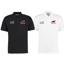 Denain Coyotes - Customised Embroidered Polo Shirt