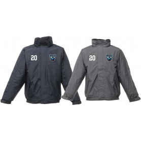 Sheffield Giants - Embroidered Heavyweight Dover Rain Jacket