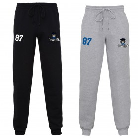 Sovona Pirates - Customised Embroidered Cuffed Bottom Joggers