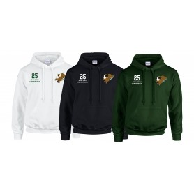 Leeds Gryphons - Custom Embroidered Hoodie
