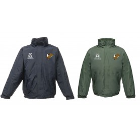Leeds Gryphons - Custom Embroidered Heavyweight Dover Rain Jacket