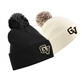 Clyde Valley Hawks - Embroidered Bobble Hat