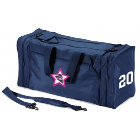 Trent Renegades - Custom Embroidered And Printed Kit Bag