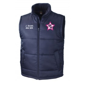 Trent Renegades - Custom Embroidered Bodywarmer