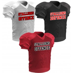 Staffs Stallions - Offence/Defence Practice Jersey