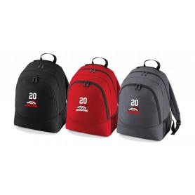 Aschaffenburg Stallions - Customised Embroidered Backpack