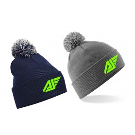 Antrim Jets - Embroidered Bobble Hat