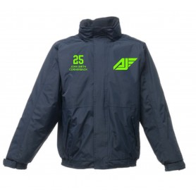 Antrim Jets - Custom Embroidered Heavyweight Dover Rain Jacket