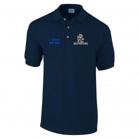 QMBL Vipers - Embroidered Polo Shirt