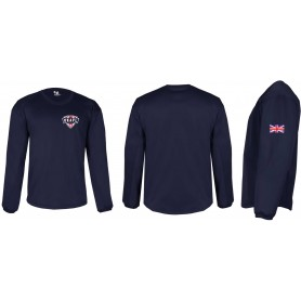 UKAFL - Embroidered Badger Poly Fleece Pullover