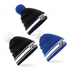 Crewe Railroaders - Embroidered Bobble Hat