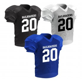 Crewe Railroaders - Offence/Defence Practice Jersey