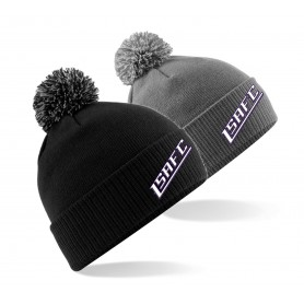 LSAFC Coaches - Embroidered Bobble Hat
