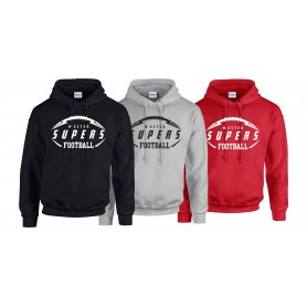 Weston Supers - Ball Logo Hoodie