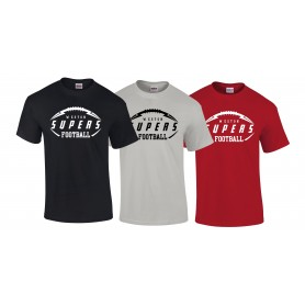 Weston Supers - Ball Logo T Shirt