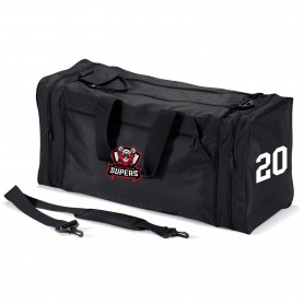 Weston Supers - Custom Embroidered And Print Kit Bag