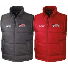 East Kilbride Pirates - Embroidered Gilet