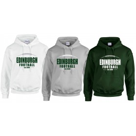 Edinburgh Predators - Edinburgh Laces Logo Hoodie