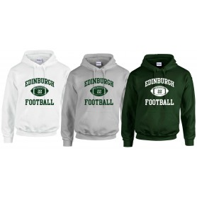 Edinburgh Predators - Edinburgh Custom Ball 1 Logo Hoodie
