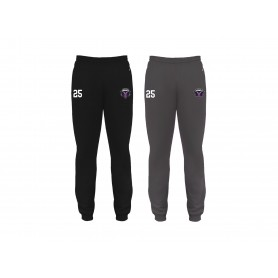 Yorkshire Academy Rams - Badger Embroidered Cuff Joggers