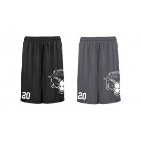 Yorkshire Academy Rams - Printed Side Logo Pocketed B Core Shorts