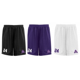Yorkshire Academy Assassins - Embroidered Mesh Shorts