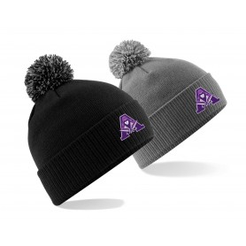 Yorkshire Academy Assassins - Embroidered Bobble Hat