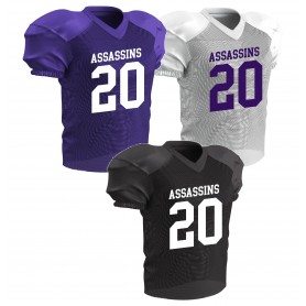Yorkshire Academy Assassins - Offence/Defence Practice Jersey