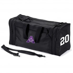 Yorkshire Academy Assassins - Custom Embroidered And Printed Kit Bag