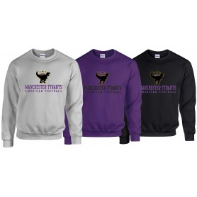 Manchester Tyrants - Text Logo Sweat Shirt