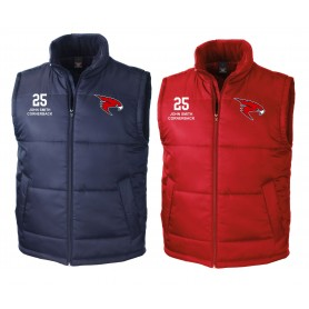 Kent Falcons - Customised Embroidered Bodywarmer