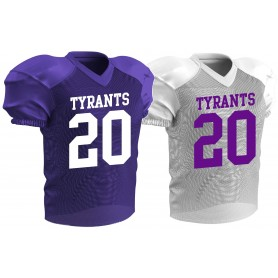 Manchester Tyrants - Offence/Defence Practice Jersey