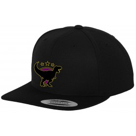 Manchester Tyrants - Embroidered Snapback Cap