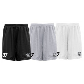 Swansea Hammerheads - Embroidered Mesh Shorts