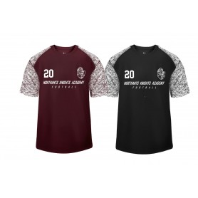 Northants Knights Academy - Printed Blend Performance T Shirt