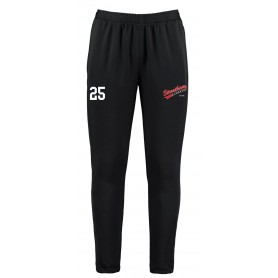 Streatham Youth Ice Hockey Club - Customised Embroidered Zipped Pocketed Slim Fit Track Trousers