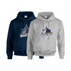 Portsmouth Dreadnoughts Women - Full Logo Hoodie